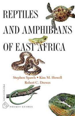 Reptiles and Amphibians of East Africa (BOK)