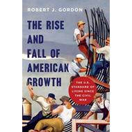 Rise and Fall of American Growth (BOK)