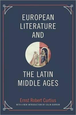 European Literature and the Latin Middle Ages (BOK)