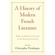 History of Modern French Literature (BOK)