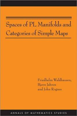 Spaces of PL Manifolds and Categories of Simple Maps (BOK)