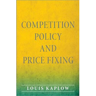 Competition Policy and Price Fixing (BOK)