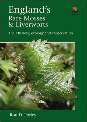 England's Rare Mosses and Liverworts (BOK)