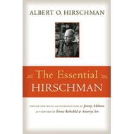 The Essential Hirschman (BOK)