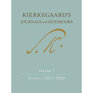 Kierkegaard's Journals and Notebooks, Volume 7 (BOK)