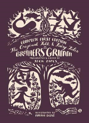 Original Folk and Fairy Tales of the Brothers Grimm (BOK)