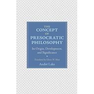 Concept of Presocratic Philosophy (BOK)