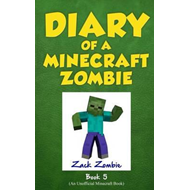 Diary of a Minecraft Zombie Book 5 (BOK)