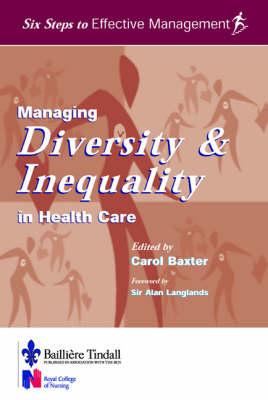Managing Diversity & Inequality in Health Care (BOK)