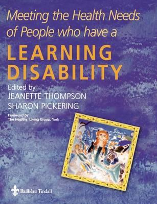 Health Needs of People with Learning Disability (BOK)