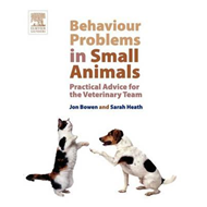 Behaviour Problems in Small Animals (BOK)
