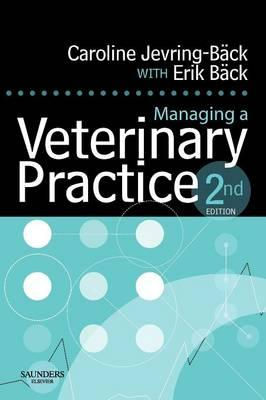 Managing a Veterinary Practice (BOK)