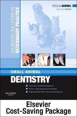 Saunders Solutions in Veterinary Practice: Dentistry, Ophtha (BOK)
