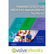Pharmacology and Medicines Management for Nurses (BOK)