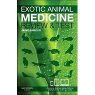 Exotic Animal Medicine - review and test (BOK)