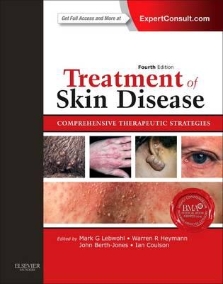 Treatment of Skin Disease: Comprehensive Therapeutic Strategies (BOK)