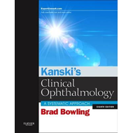 Kanski's Clinical Ophthalmology (BOK)