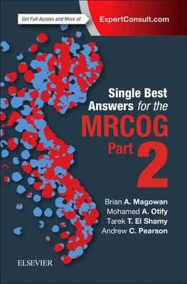 Single Best Answers for MRCOG Part 2 (BOK)