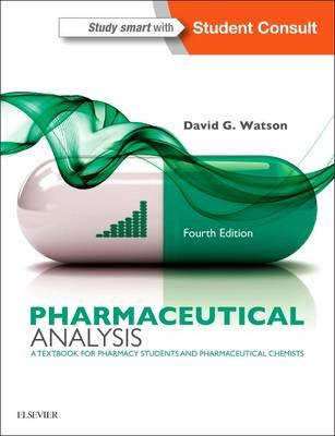Pharmaceutical Analysis (BOK)