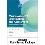 Musculoskeletal Examination and Assessment, Vol 1 5e and Pri (BOK)