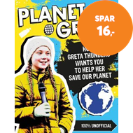 Produktbilde for Planet Greta: How Greta Thunberg Wants You to Help Her Save Our Planet (BOK)