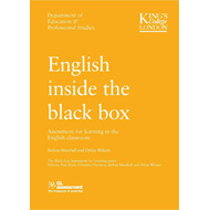 English Inside the Black Box (BOK)