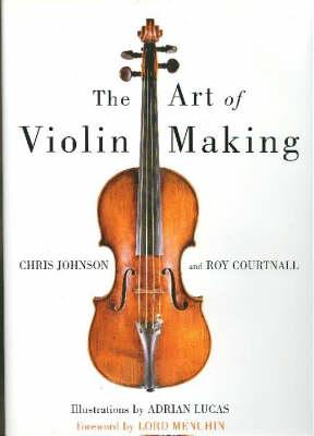 Art of Violin Making (BOK)