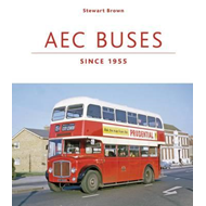 AEC Buses Since 1955 (BOK)