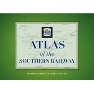 Atlas of the Southern Railway (BOK)