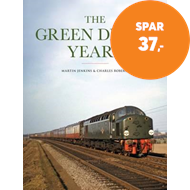 Produktbilde for The Green Diesel Years (BOK)