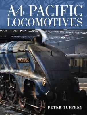 A4 Pacific Locomotives (BOK)