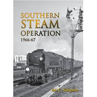 Southern Steam Operation 1966-67 (BOK)
