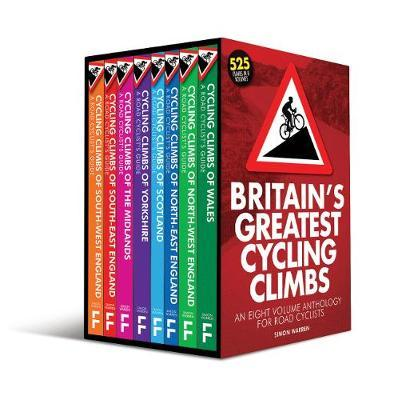 Britain's Greatest Cycling Climbs (BOK)