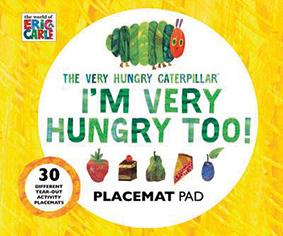 Very Hungry Caterpillar I'm Very Hungry Too - Placemats Book (BOK)