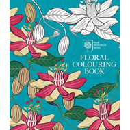 RHS Floral Colouring Book (BOK)