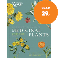 Produktbilde for The Gardener's Companion to Medicinal Plants - An A-Z of Healing Plants and Home Remedies (BOK)