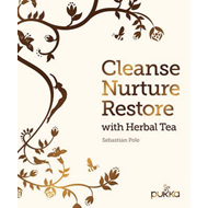 Cleanse, Nurture, Restore with Herbal Tea (BOK)