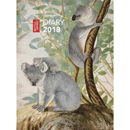 British Library Desk Diary 2018 (BOK)