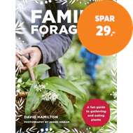Produktbilde for Family Foraging (BOK)