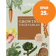 Produktbilde for The Kew Gardener's Guide to Growing Vegetables - The Art and Science to Grow Your Own Vegetables (BOK)