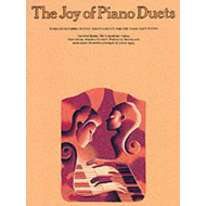 Joy Of Piano Duets Familiar Melodies (BOK)