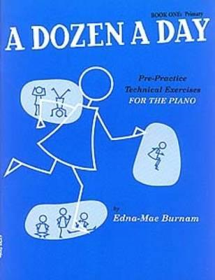 Dozen A Day Book One (BOK)