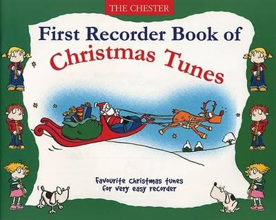 First Recorder Book Of Christmas Tunes (BOK)