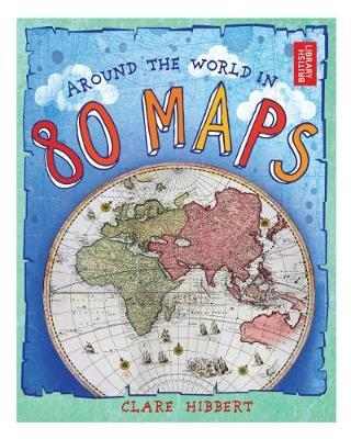Around the World in 80 Maps (BOK)