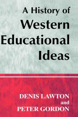 A History of Western Educational Ideas (BOK)