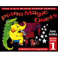 Piano Magic Duets (BOK)