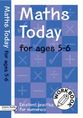 Maths Today for Ages 5-6 (BOK)