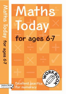 Maths Today for Ages 6-7 (BOK)