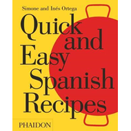 Quick and Easy Spanish Recipes (BOK)