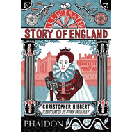 Illustrated Story of England (BOK)